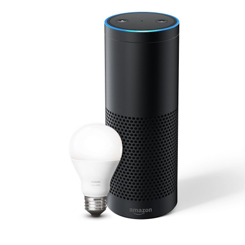 Echo Plus – With built-in smart home hub